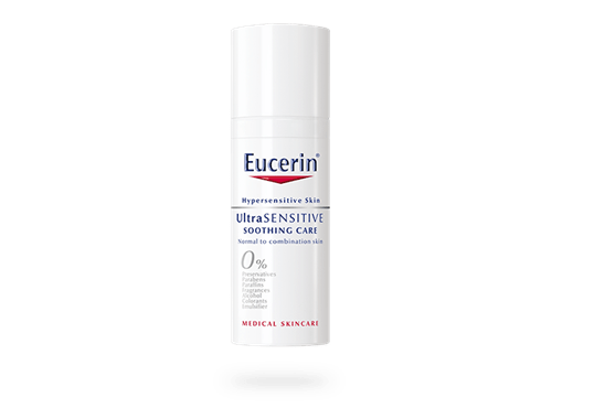 Eucerin UltraSENSITIVE Soothing Care Normal to combination skin