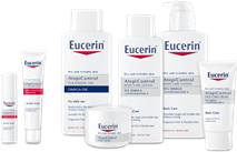 Eucerin Soothing Care Range