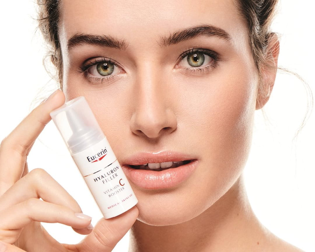 Hyaluron Filler Vitamin C Booster - Anti-aging - Eucerin